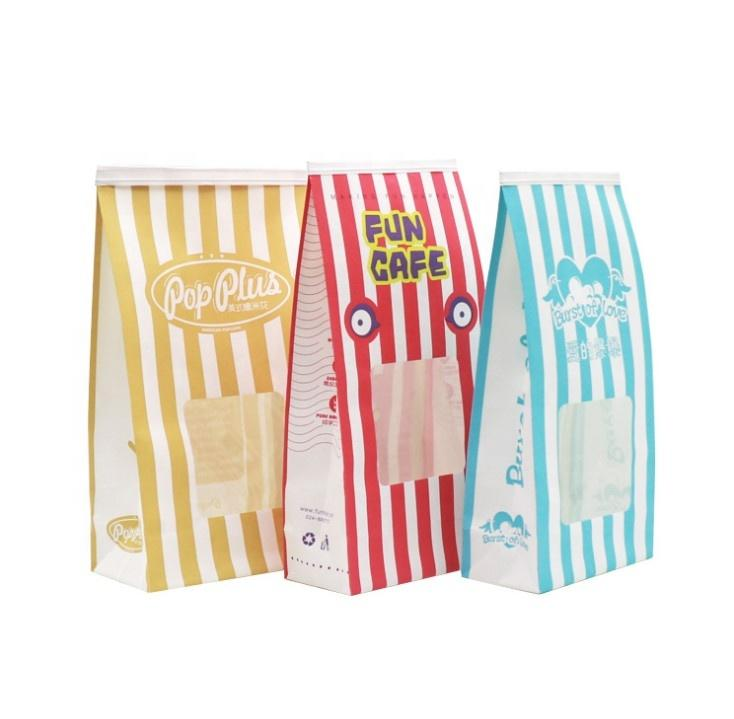 KOLYSEN microwave popcorn bag greaseproof