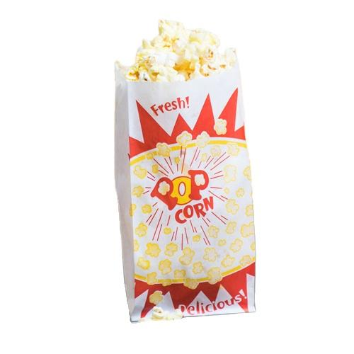sealable bolso logo craft microwavepackaginggreaseproofpaper popcorn bag