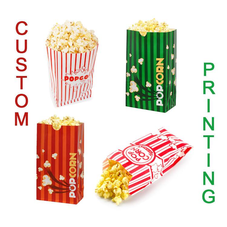 microwave popcorn bag for popcorn packaging