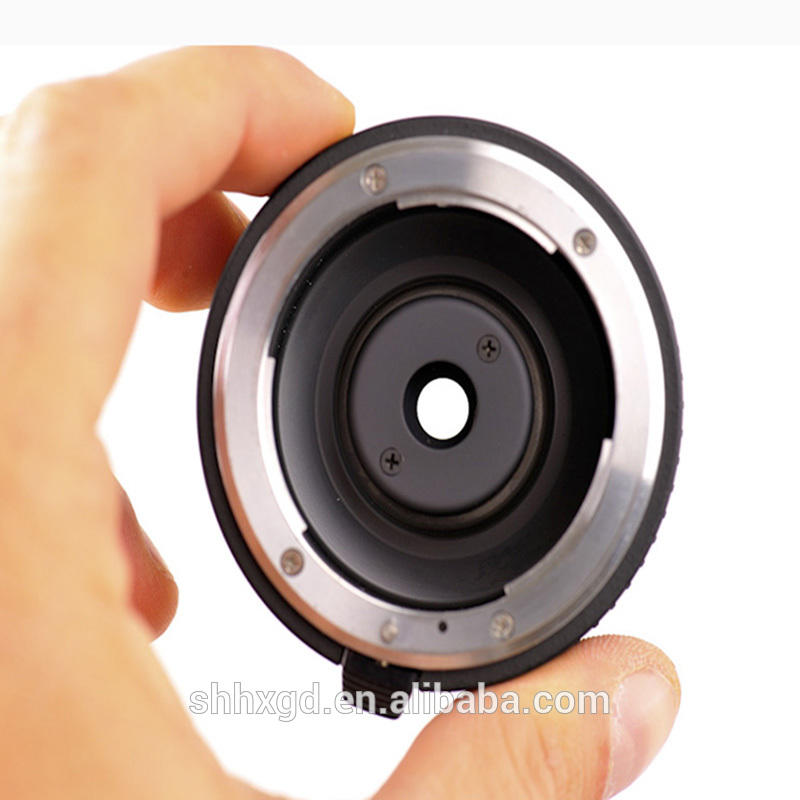 Optical micro lens microscope lens bixenon projector lens optional