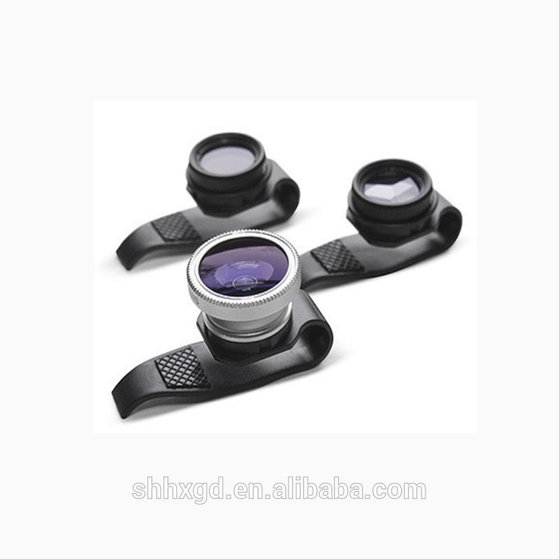 Universal clip lens for blackberry camera as well as m12 wide angle lens
