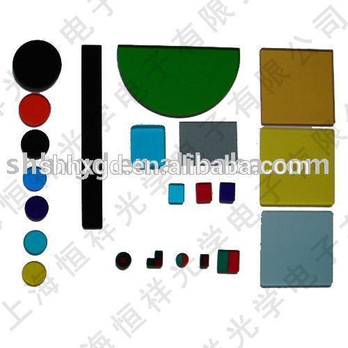 narrow bandpass filter high quality customized optical filter