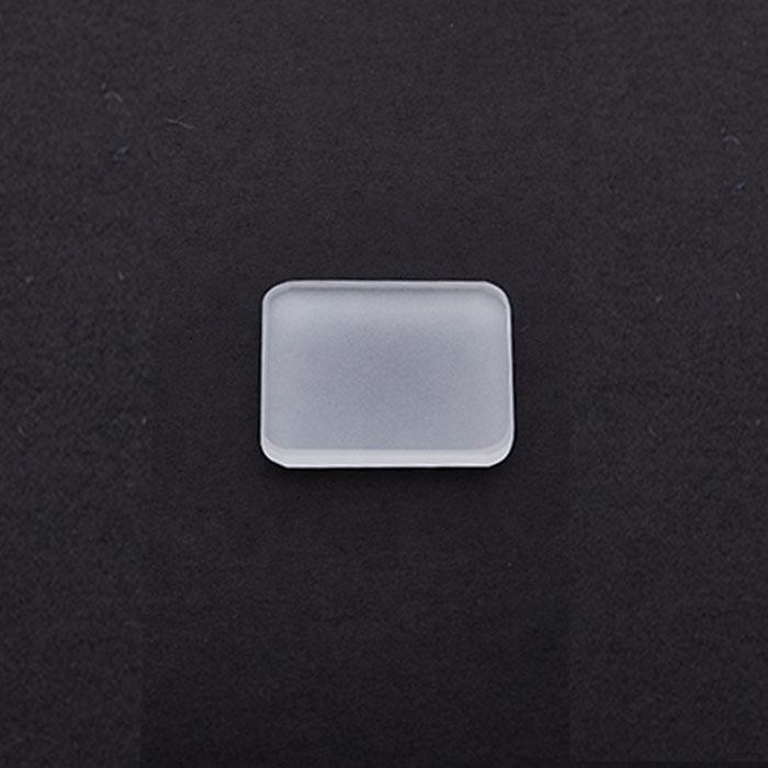 Custom Made Fused Quartz Optical Windows IR Quartz lens