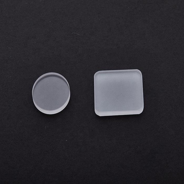 Optical Quality UV IR grade fused Silica wafer fused Quartz glass window