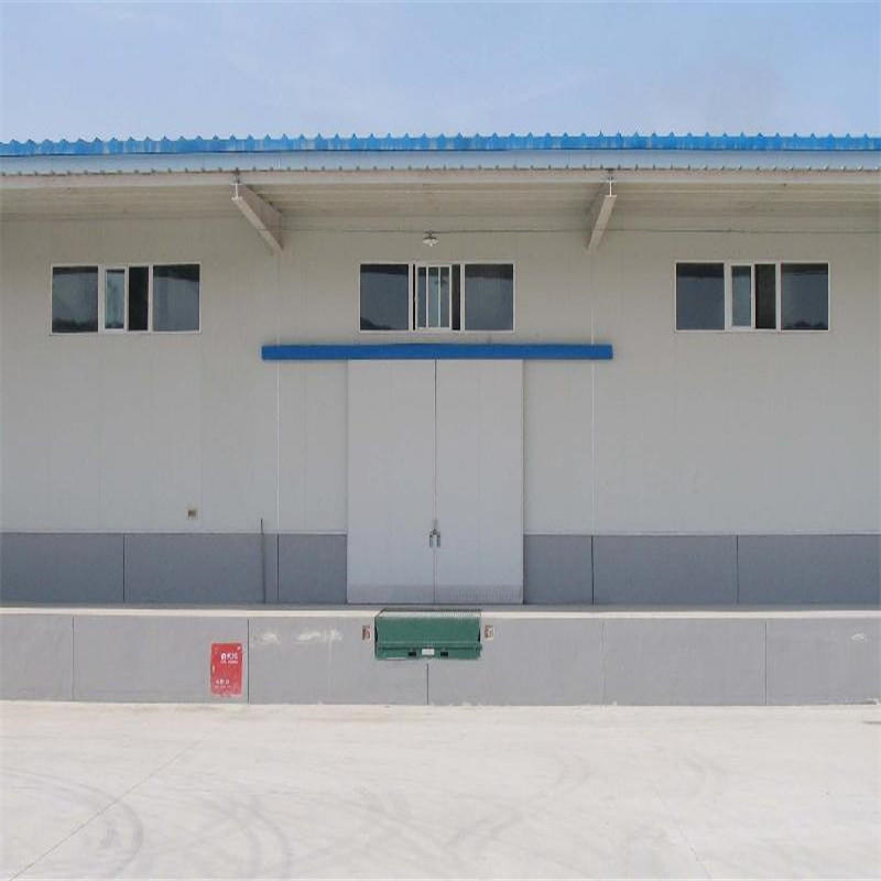industrial steel doors cheap industrial sliding doors from China factory