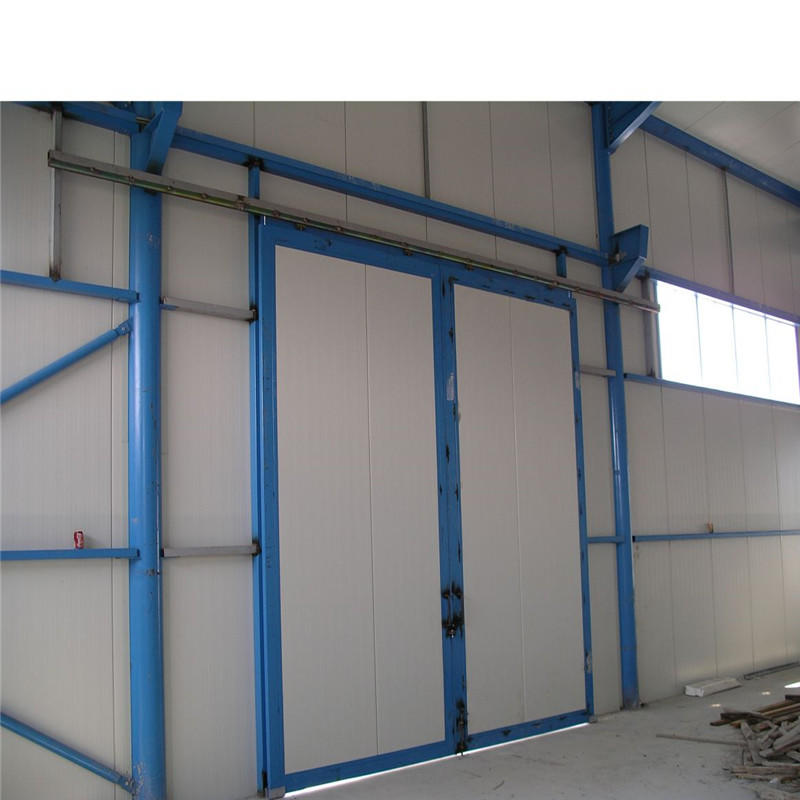 industrial gate cheap industrial sliding doors from China factory