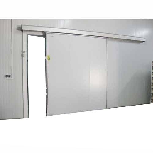 Automatic Industrial MetalDoor Gate For Warehouse Sliding Door