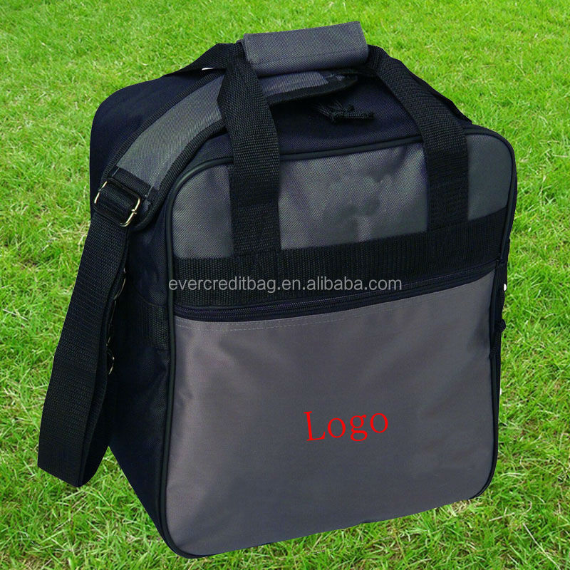 Single Ball Tote Bag with Shoulder Strap,shoe sleeve