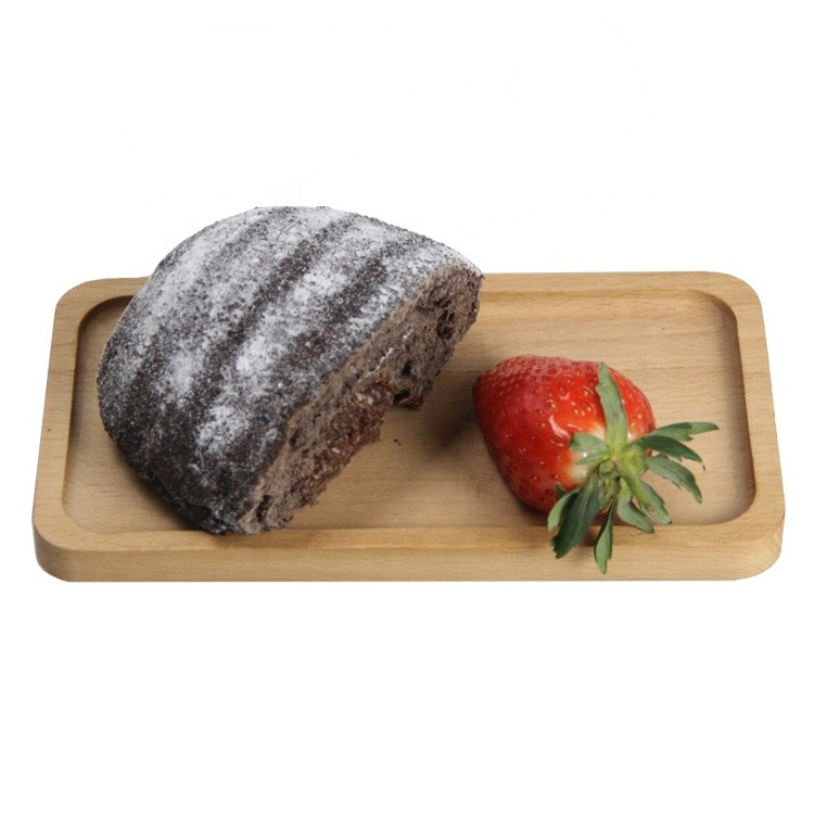 hot sale country style practical wooden food tray bread boards