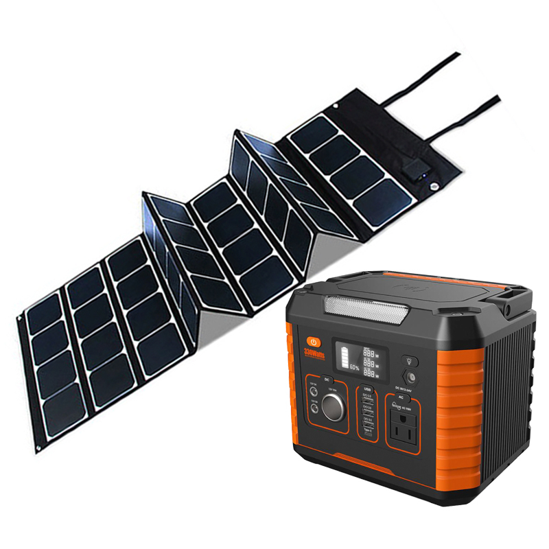 Home Generators 220v Energy Lithium Battery System Portable Solar Power Generator For Mobile Phone