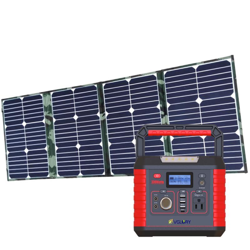 Use Lighting 500w Energy Mppt Control System Stirling 1000w Mini Specification Solar Generator