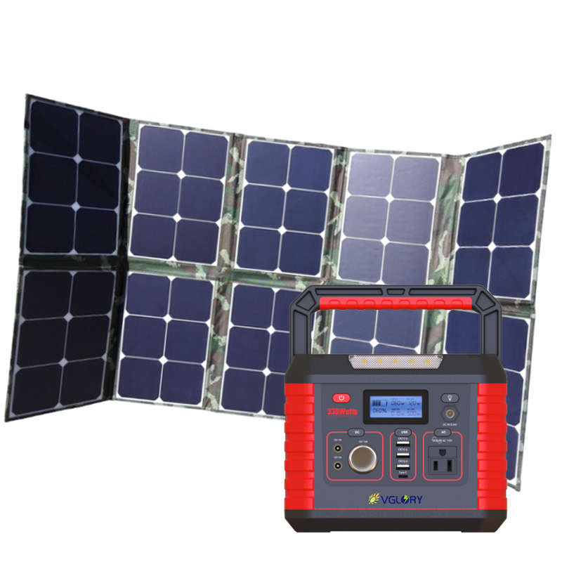 Systems Mobile Energy Storage System 500w 1000w For Off-grids Outdoor Solar Power Supply With Multi-output