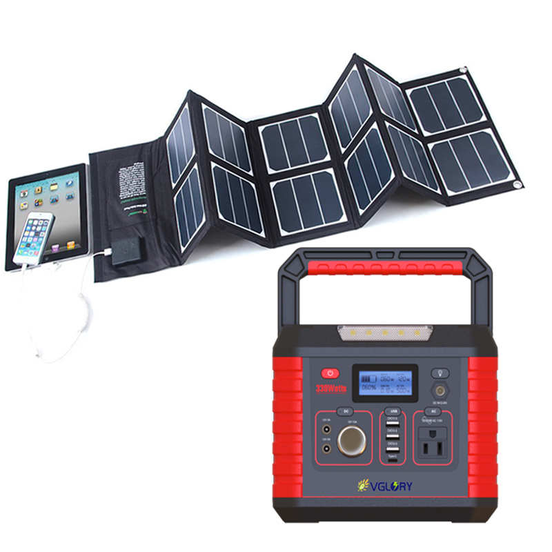 For Camping Portable Battery Outdoor 1kw Generator Mppt Dedicated Device 1000w Solar Ground Mount