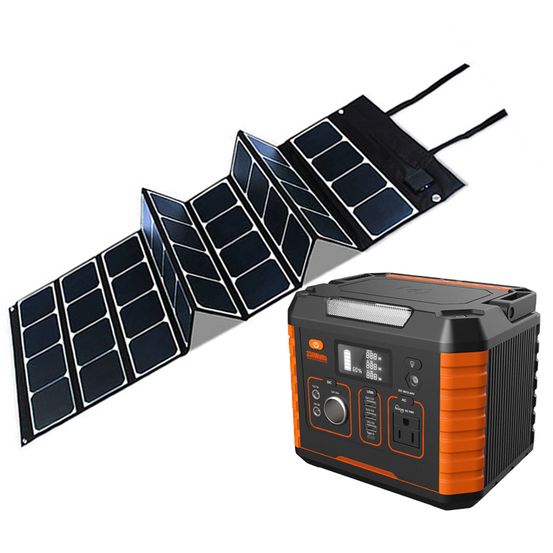 Durability Portable 110v Ac To Dc Converter Power Supply 500w 1kw 1000wh 1000w Solar Energy Systems