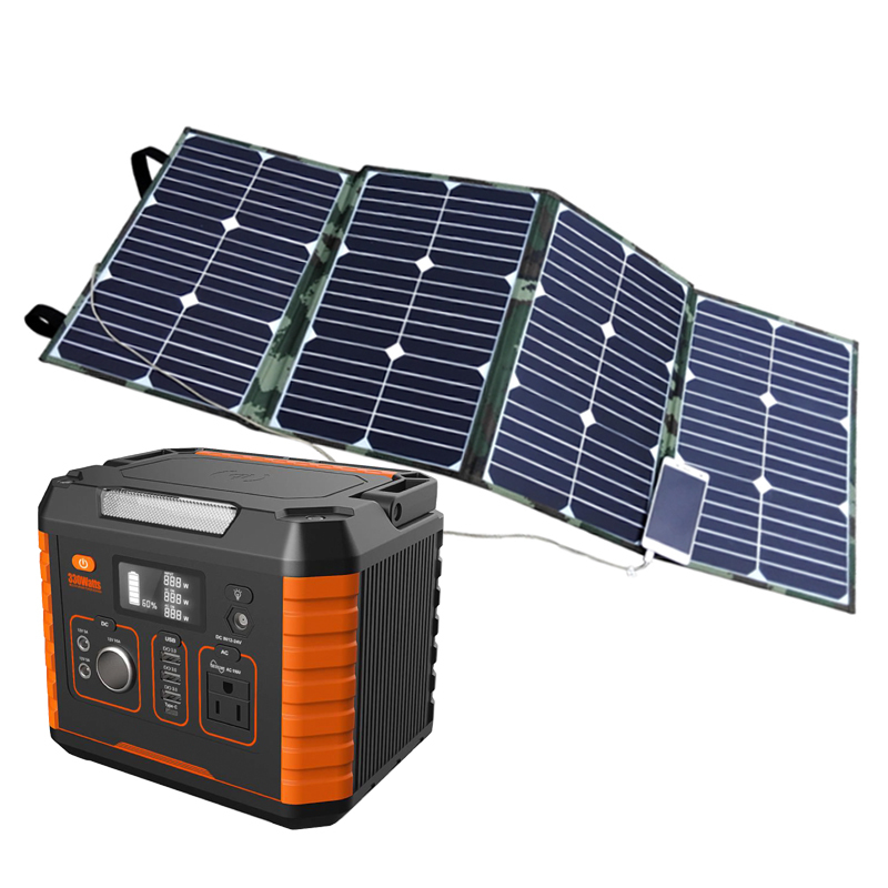 With Led Display Screen Cells Adapter Portable Supply 1010.1wh Specification Solar Generator For Rv