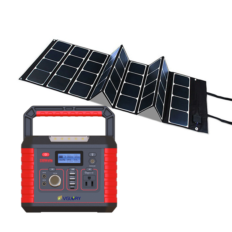 Ups Backup Trade Assurance Application Aluminium Alloy Black Favorable 300w 2018 Solar Power System