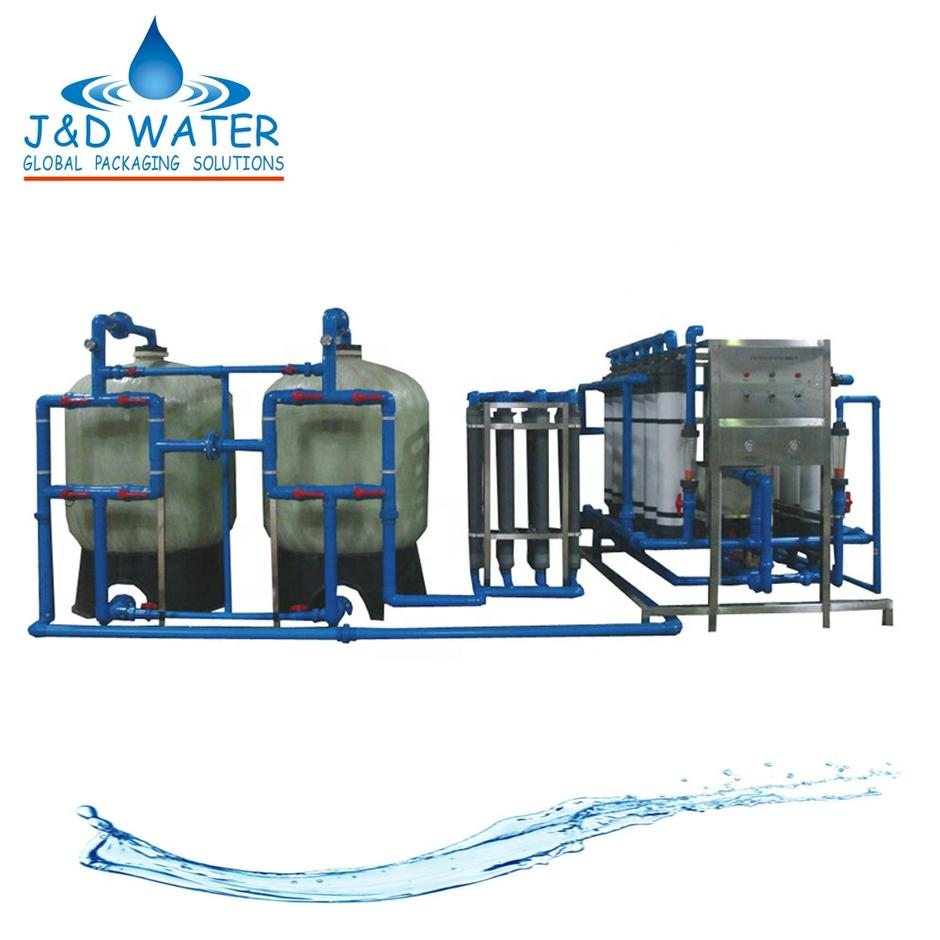 Mineral Water Produce Machine with Ultrafiltration Membrane
