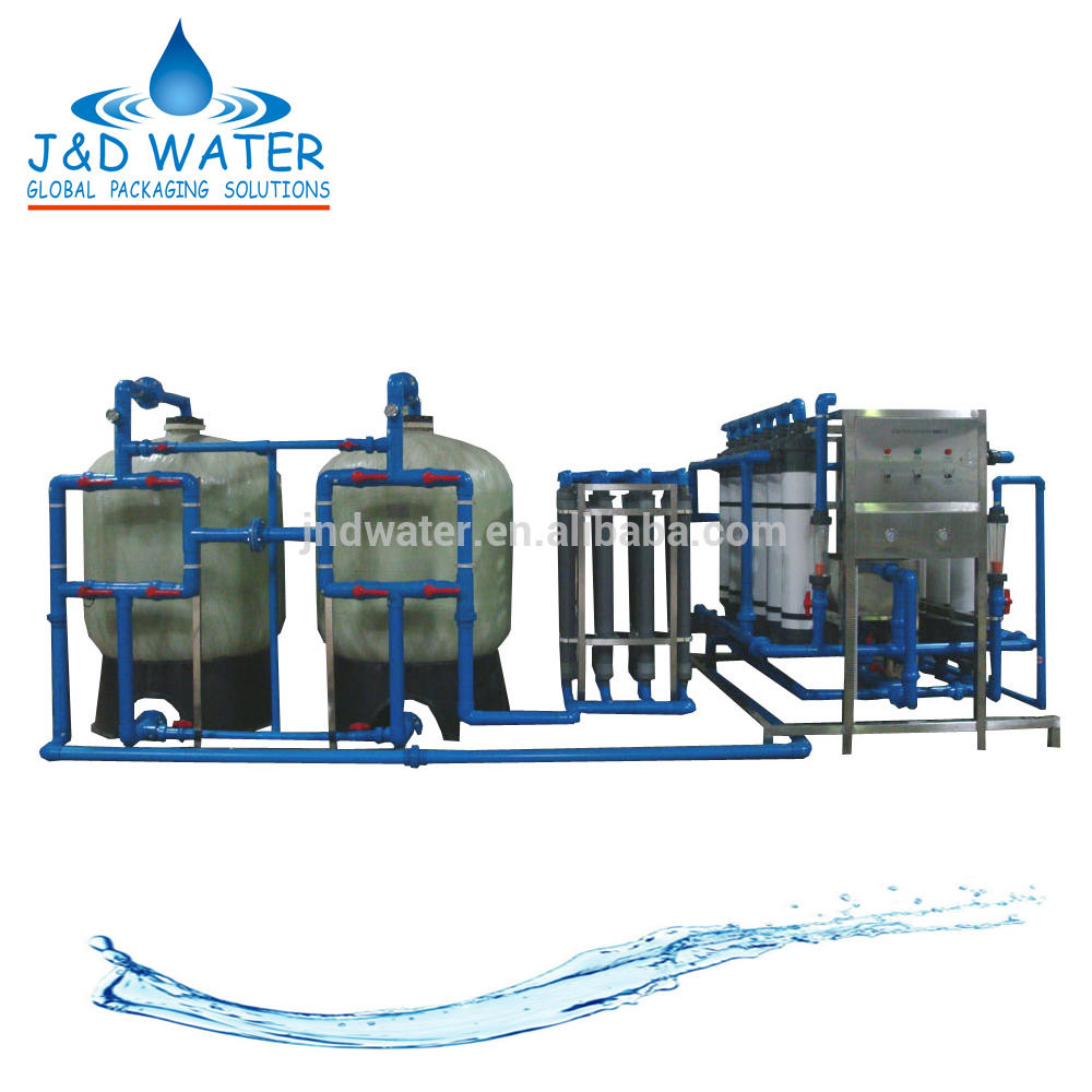 UF Mineral Water Treatment