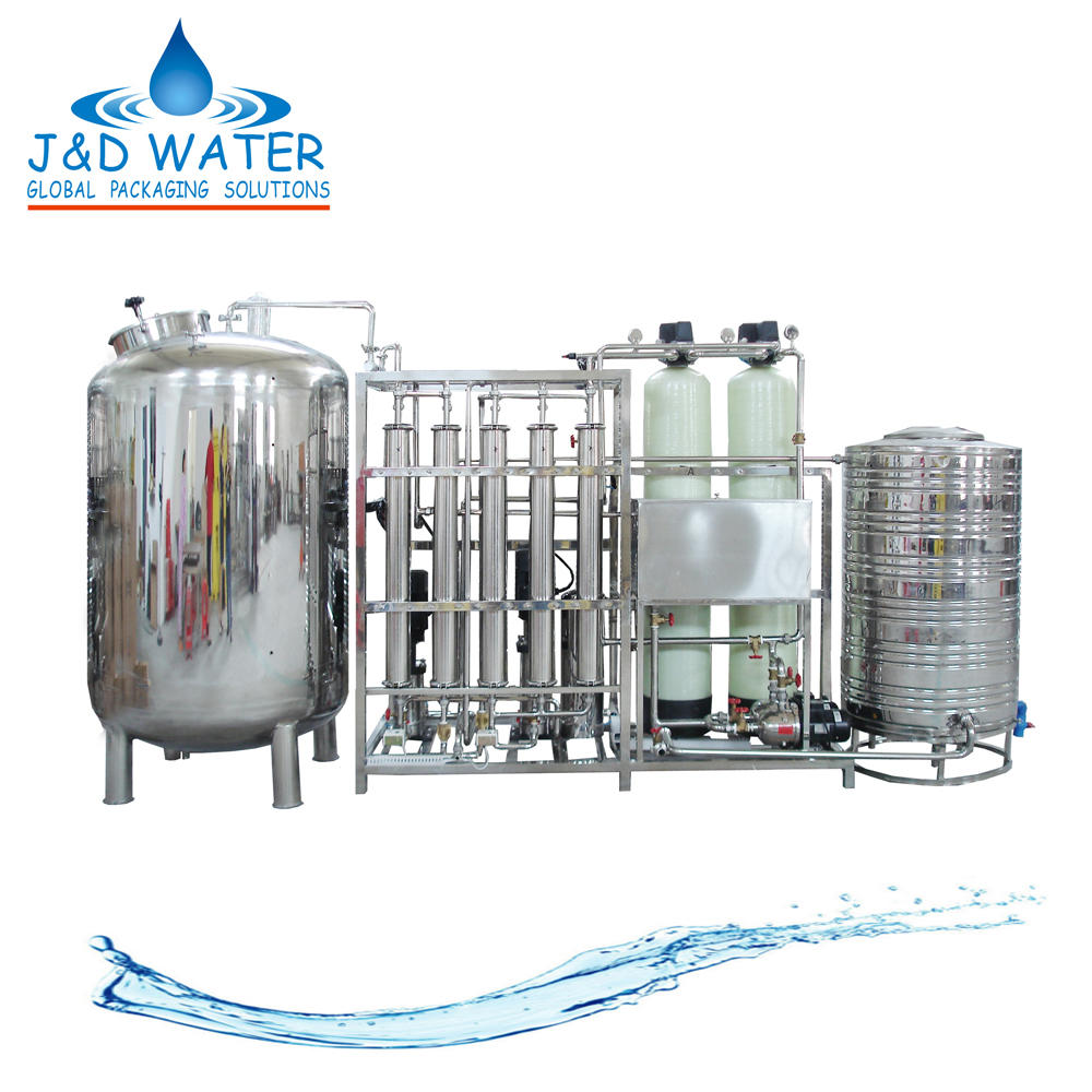 mineral water treatment equipment