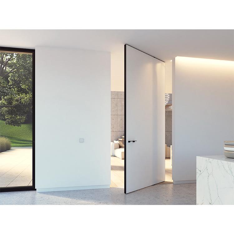 New Design Interior Internal Wooden Doors Wood Single CheapBedroom Room Door
