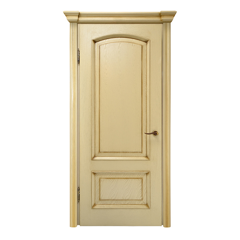 Newest Sale Wooden Panel Pvc Kitchen Interior Modern Bedroom Door Design In Wood