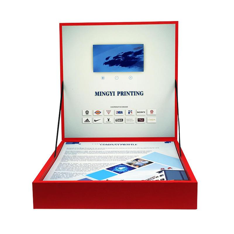 Hair Packaging Boxes Drawer Cardboard Cookie Phone Case Paper display Lcd Screen Gift Box