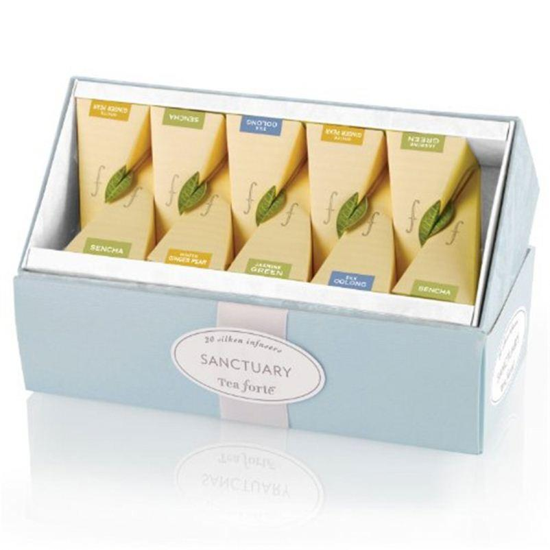 Eco Friendly Recycle Fancy Paper Tea Box