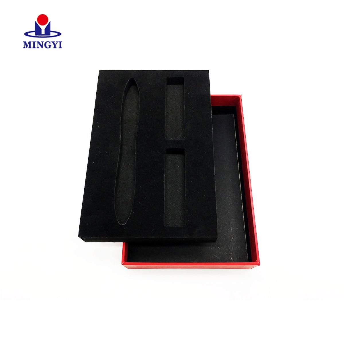 Full Colors Custom Printing Recycled HandmadeArt Paper box Packaging Wholesale