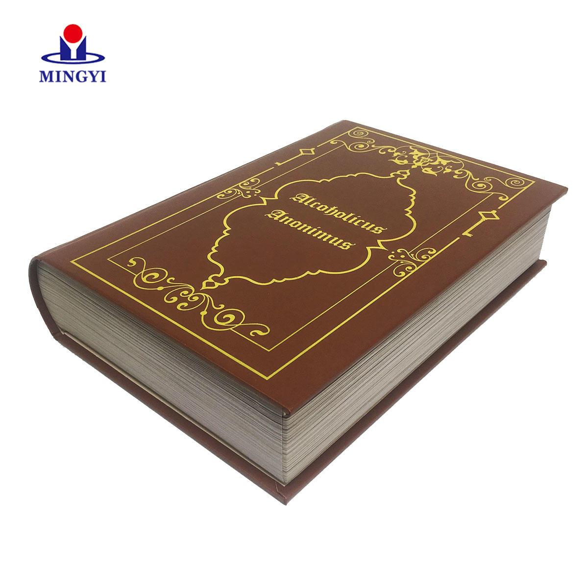 Luxury cardboard custom packaging and Printed Foldable Paper Box Custom Packaging Book Sleeve Box