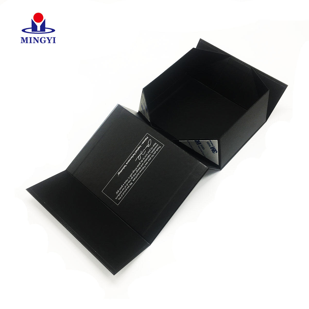 High quality luxury cardboard Wholesale Foldable Paper Packaging with Magnetic Lid Beauty Cosmetics Rigid Paper Gift Box