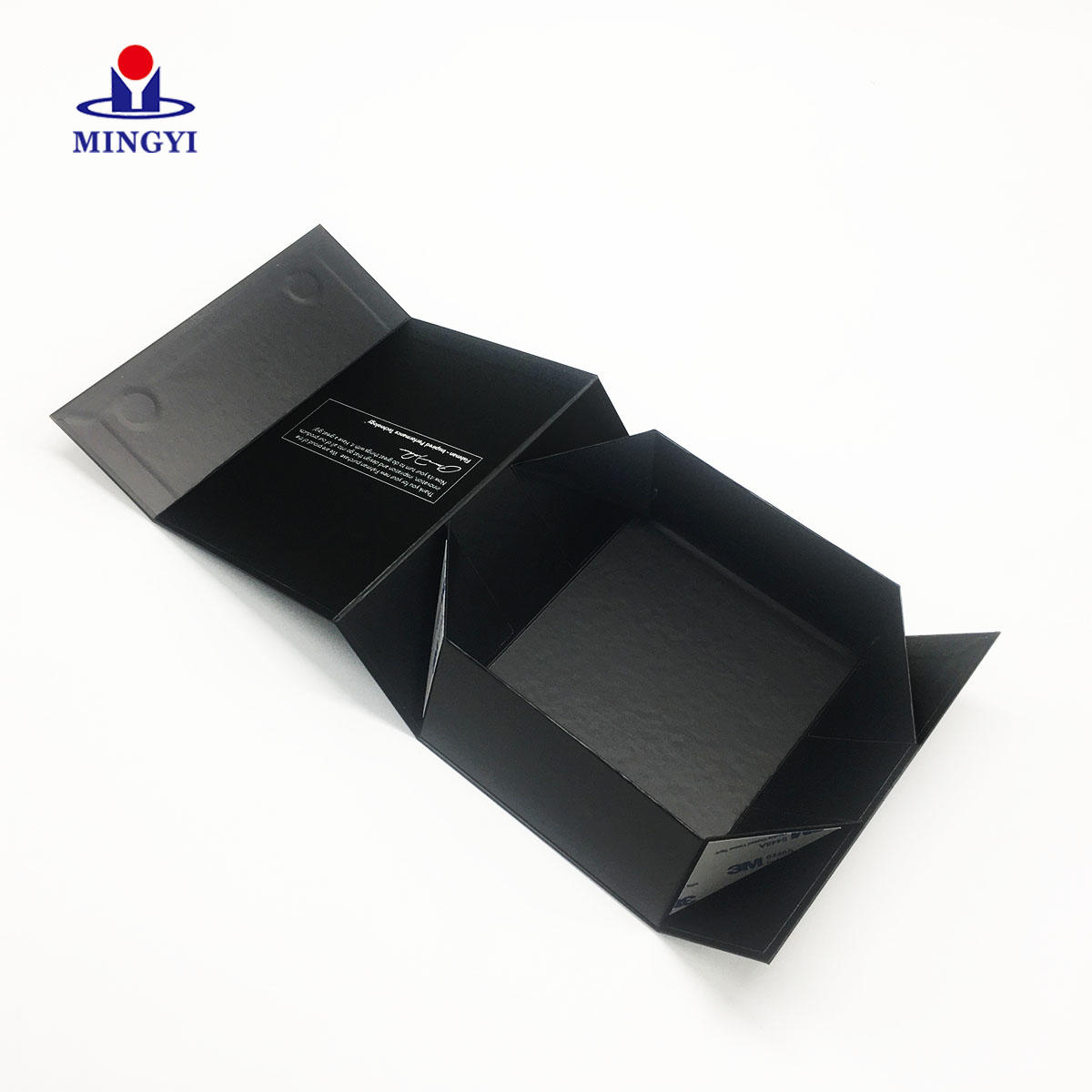 Custom Magnetic Paper Folding Packaging Boxes Magnetic Foldable Cardboard Collapsible Book Shape Paper Gift Box Foldable