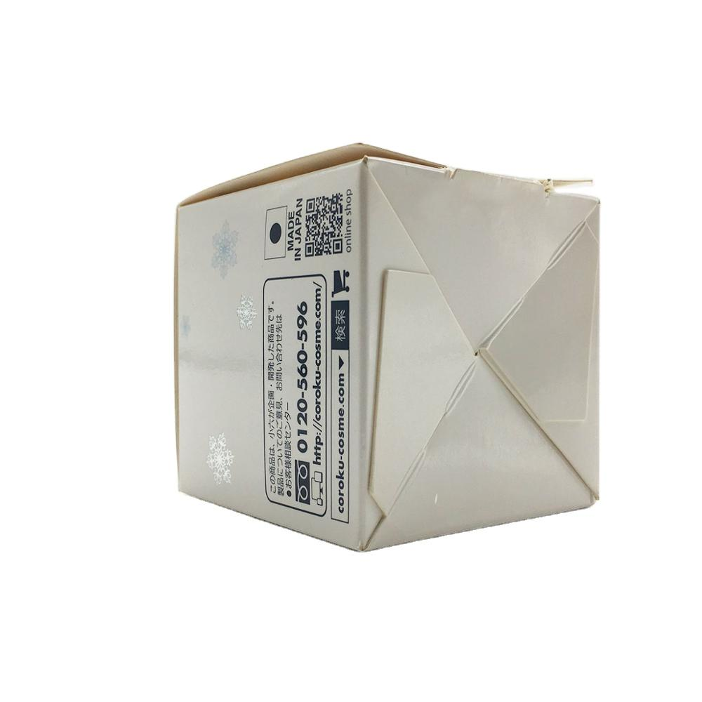 Custom Design CMYK Printing Beautiful Makeup Cosmetic Product Boxes Packaging