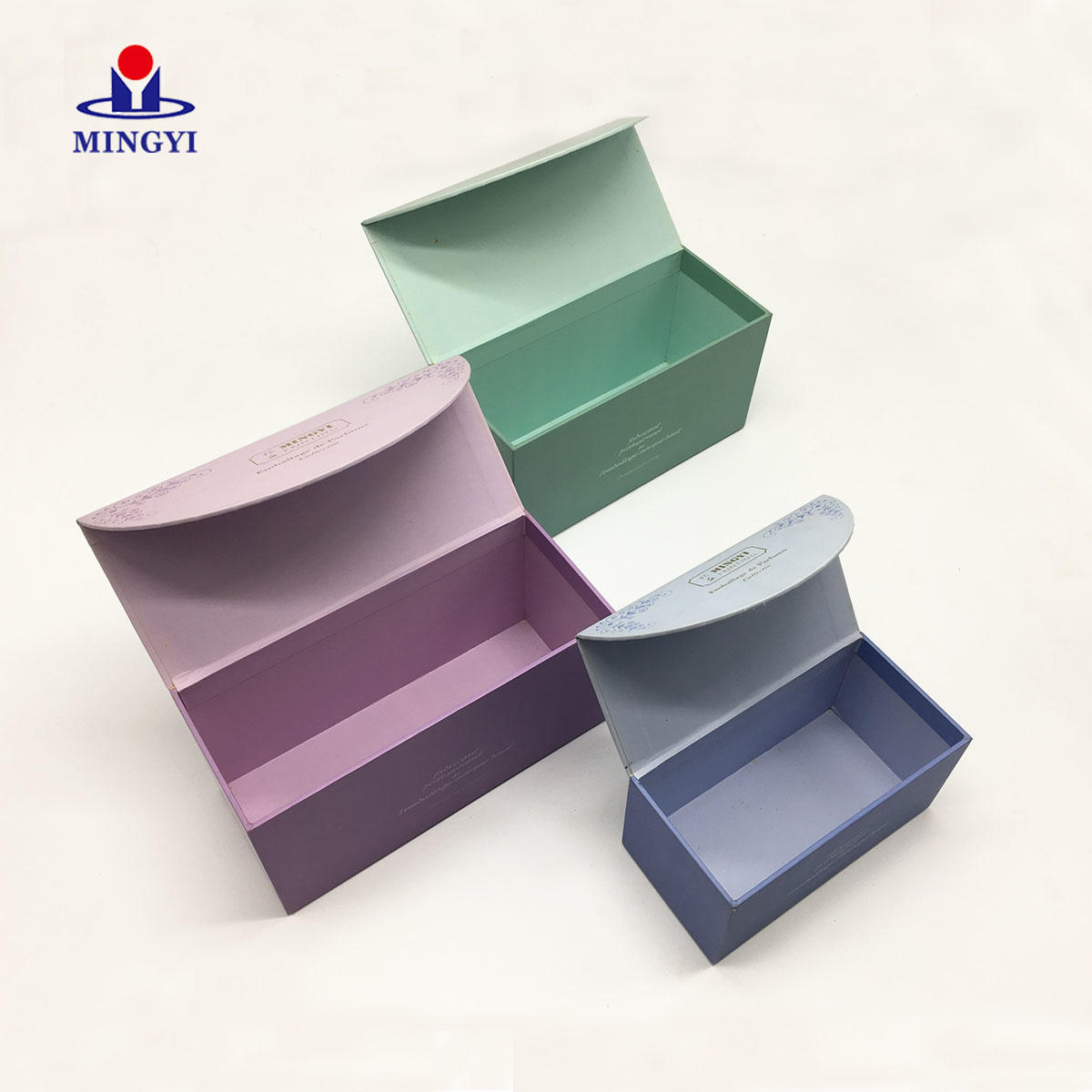 Wholesale Fashion Boutique Packaging Box, Custom Logo Printing High Quality Cosmetic Paper Packaging Box