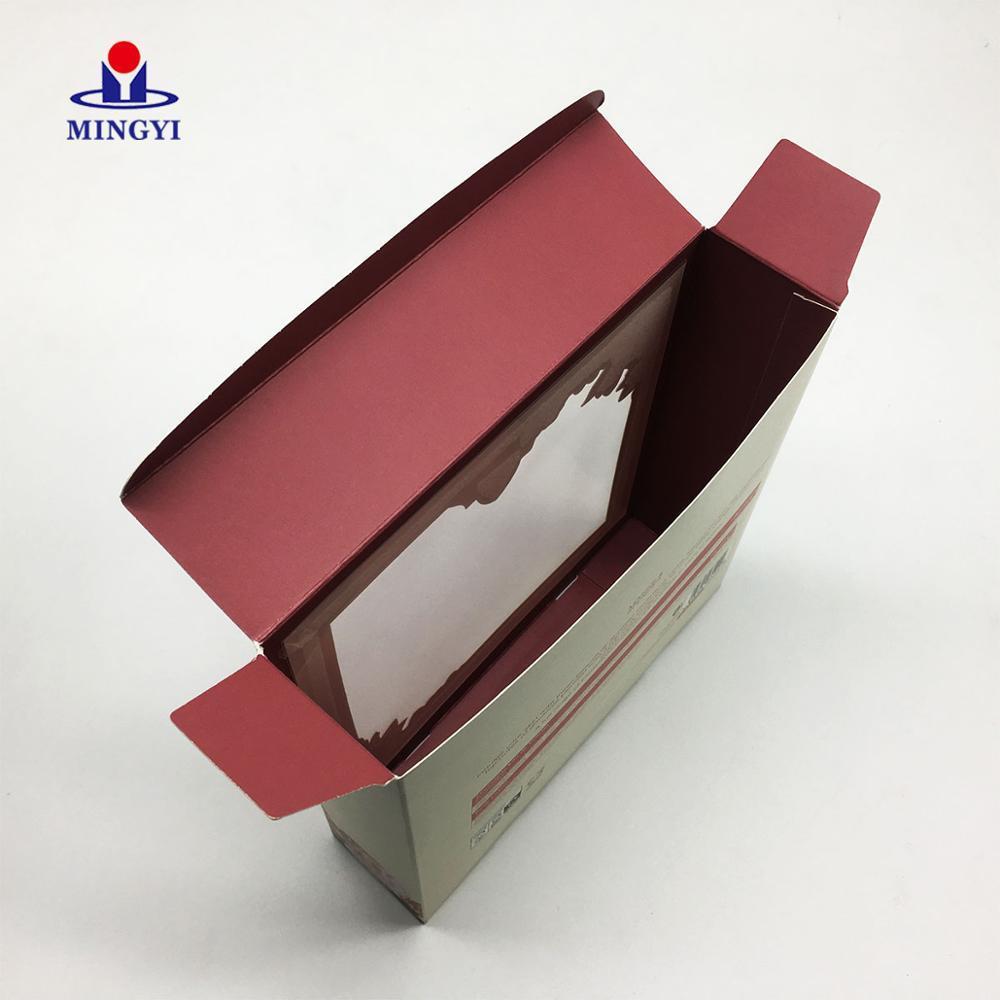 Printing Logo Wedding Slid Open Drawer Rigid Fancy Packaging Cardboard Boxes Handle Cake Carrier Printed Paper Gift Box