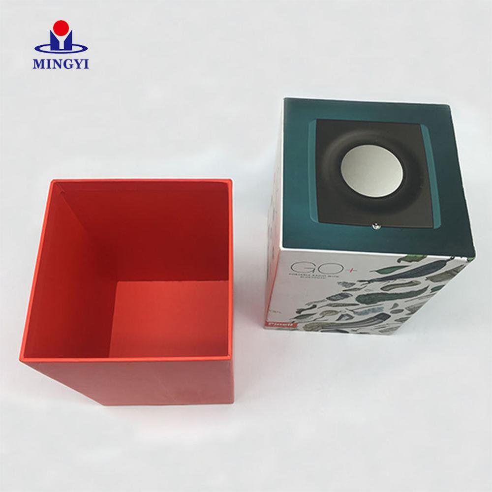 Wholesale custom unique printed packing electronic productcustom logo corrugated cardboard box