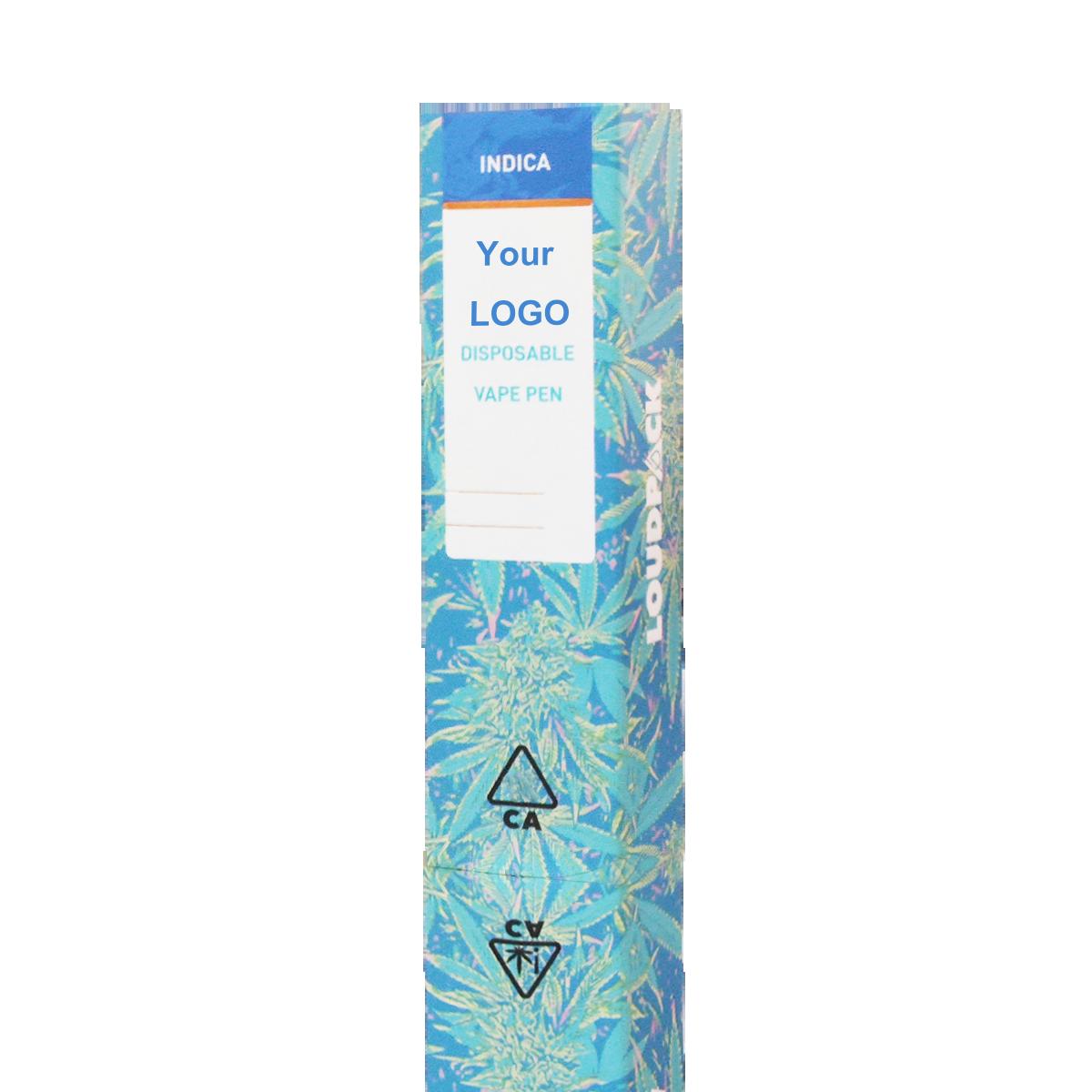 Cbd Pod Vaper Kit Cartridge Oil Filter Isolate Wax Hemp Gummies Childproof Disposable Vape Pen Child Resistant Box Packaging