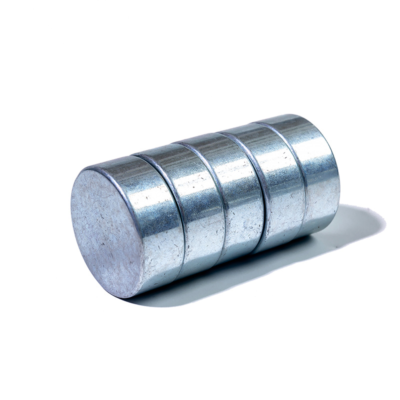 China Powerful Ndfeb Permanent Round Disk Strong Neodymium Magnets