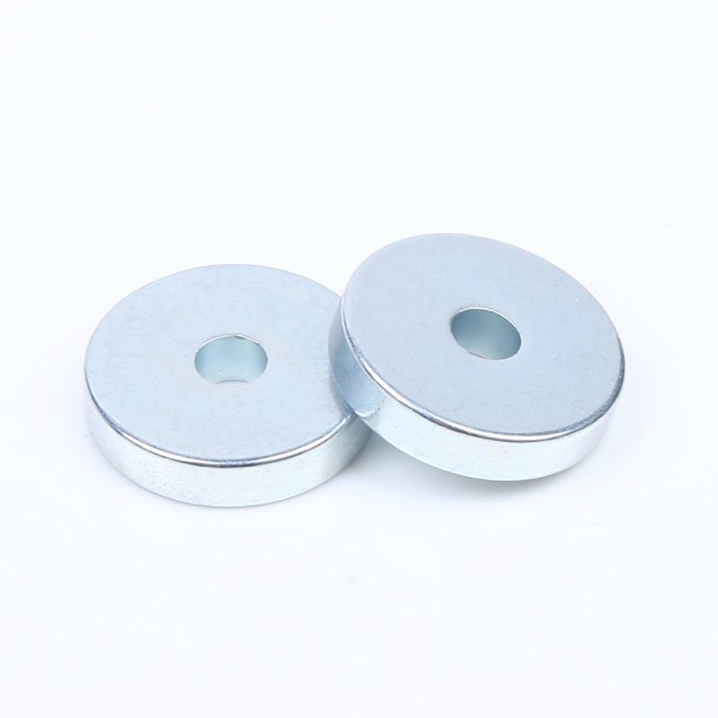 Permanent Small RoundDisc Ring Ndfeb Magnet for earphone/speaker/refrigerator