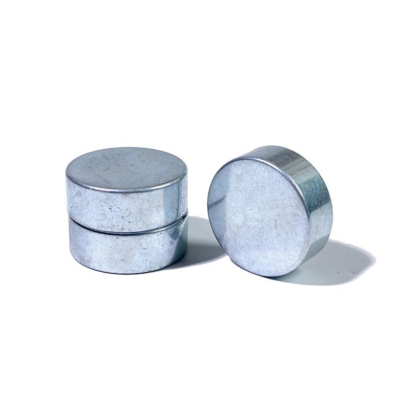 N52 Magnets Round Ndfeb Magnets / Thin Sintered Ndfeb Magnets / N52 Circle Neodymium Magnets