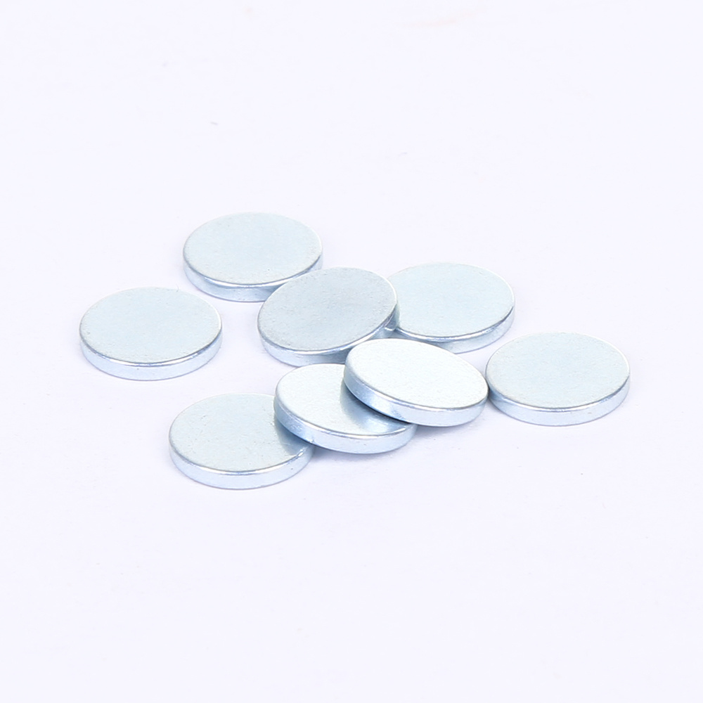 High QualityN52Small Disc Neodymium Magnets / Rare Earth Neo Ndfeb Permanent Magnets Disc