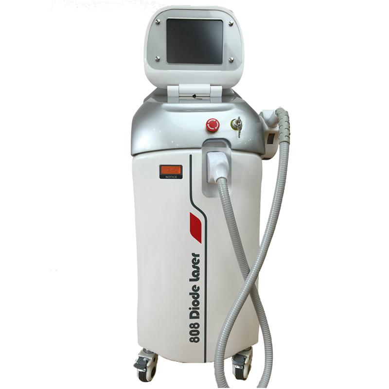 Permanent epilation laser Machine 808nm diode laser hair removal machine
