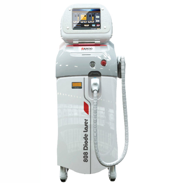 Professional 808nm Diode Laser hair removal diode laser machine with CE