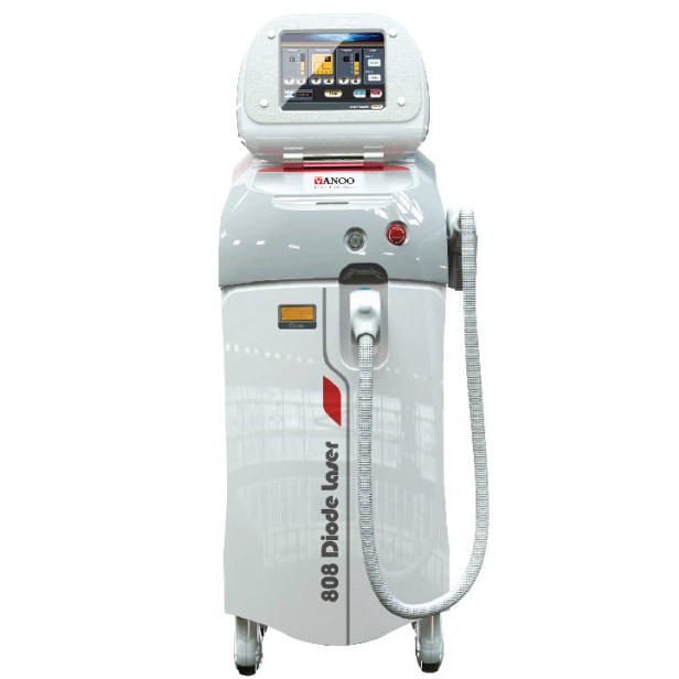 2018 Powerful Germany Tec 808nm diode laser hair removal vanoo