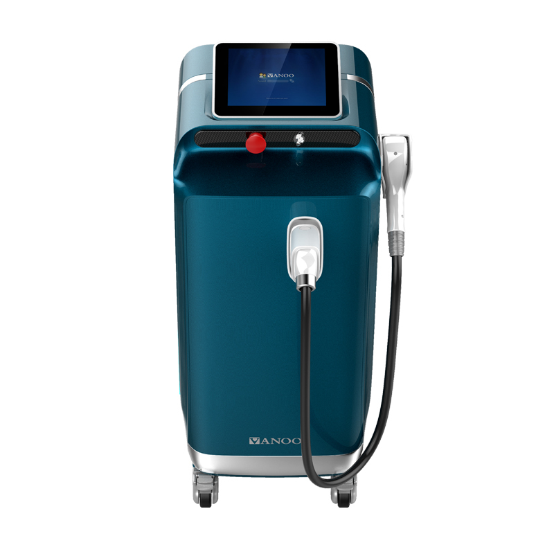 Diode laser hair removal machine with CE