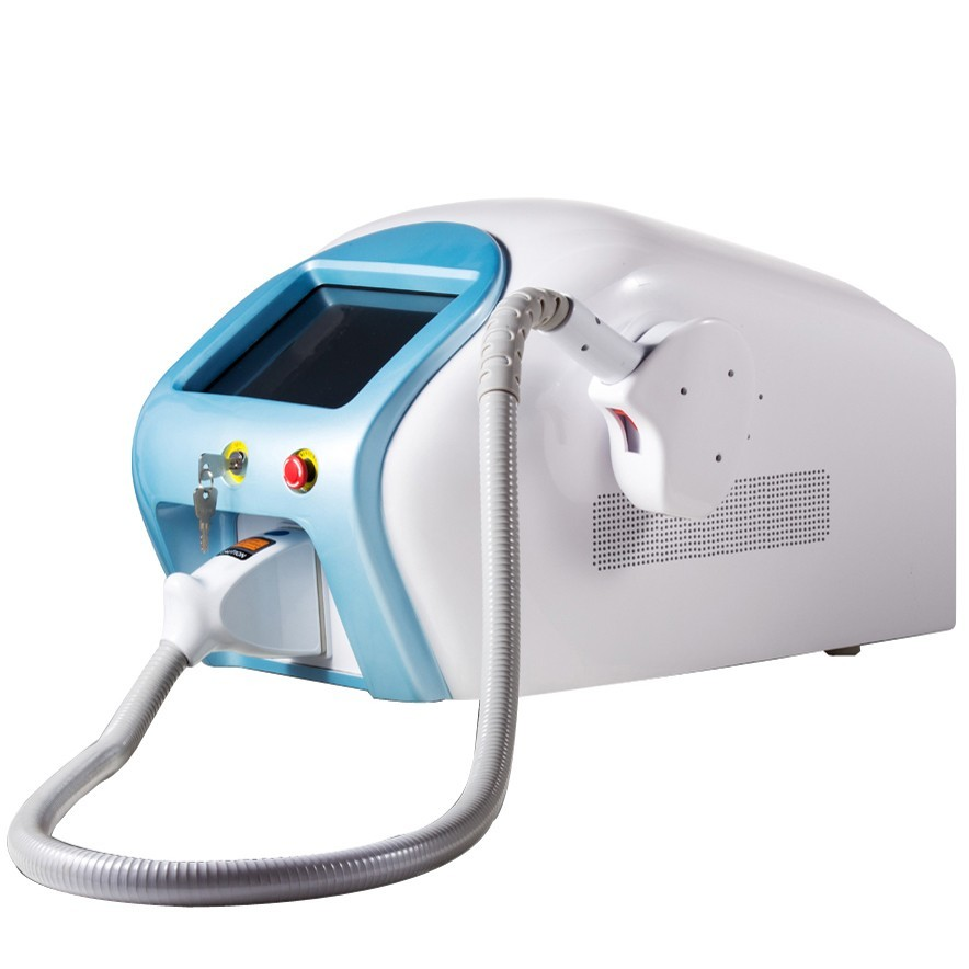 808nm diode laser portabletype hair removal machine