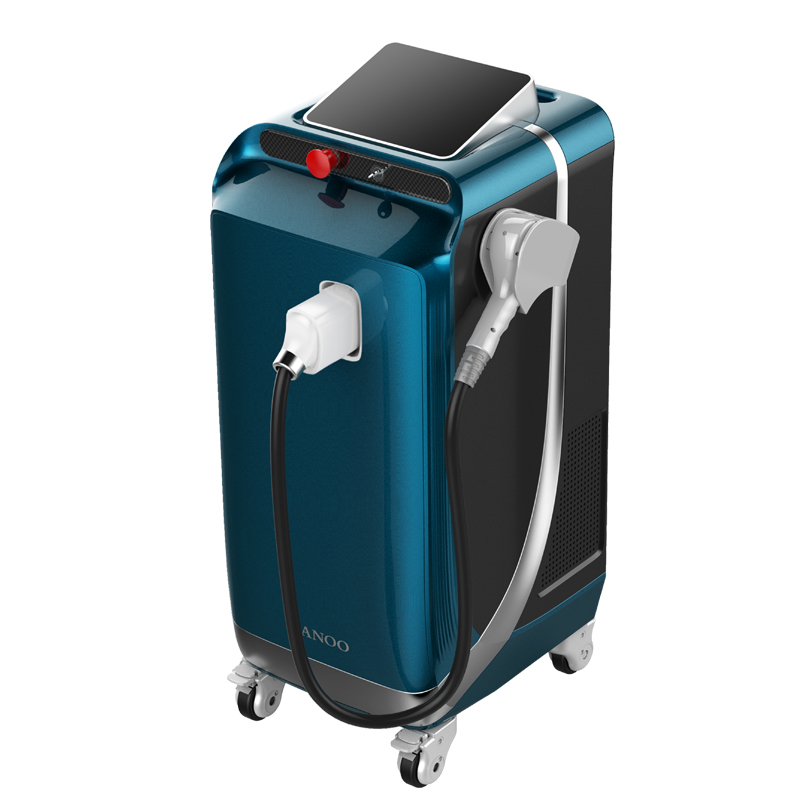 Shanghai Vanoo 1200W soprano 808nm Diode Laser permanenthair removal machine MDD CE MDR CE MEDICAL CE TUV ISO13485 APPROVAL