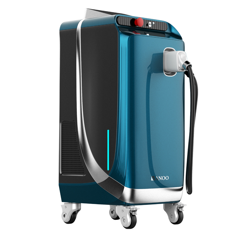 Permanent hair removal beauty machine about 1200w 808 laser