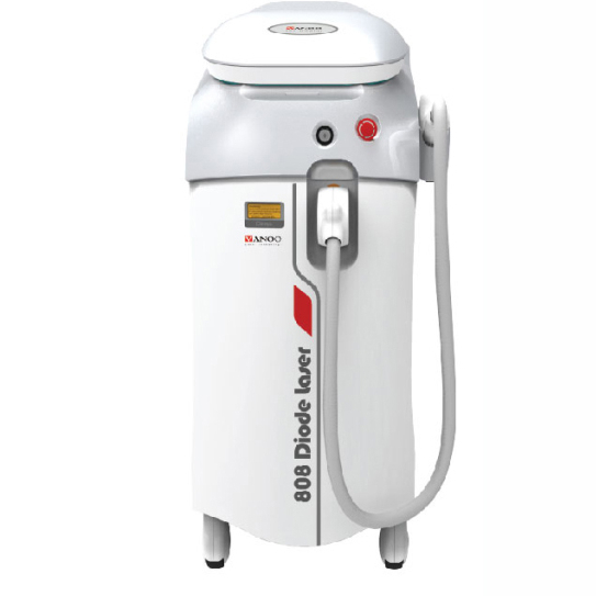 2018 hot vertical 808nm diode laser / diode laser hair removal / 808 permanent hair removal vanoo laser diode 808nm