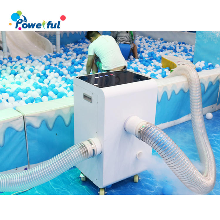 ball pool pit dry washing ball machine plastic ocean ball indoor playgroundcleaning machine
