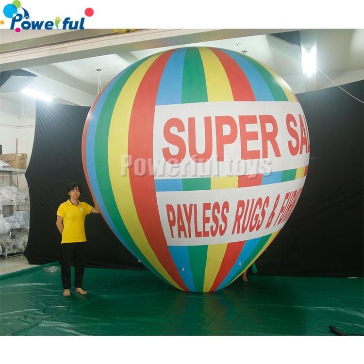 Super Sale advertising balloon inflatable customize pvc helium balloon